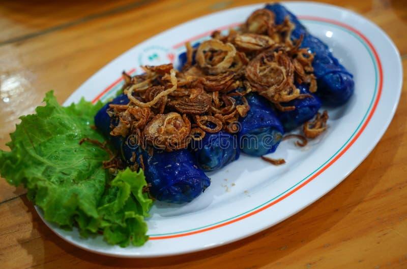 Petits pains de ressort frais, nourriture vietnamienne photo libre de droits