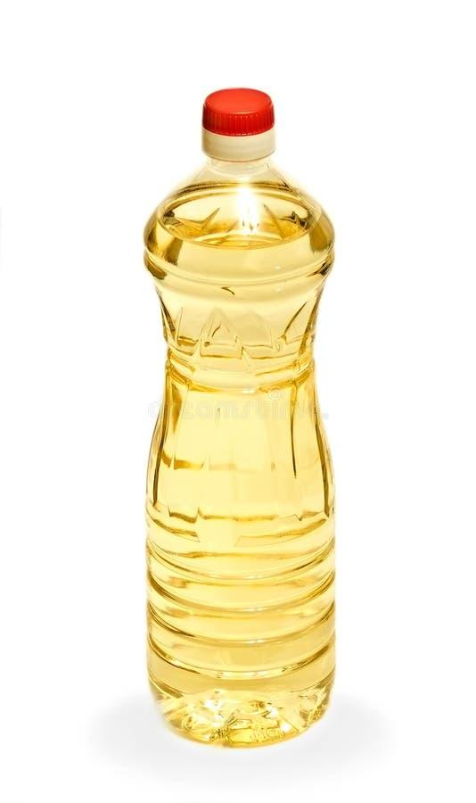 Petróleo en botella imagen de archivo