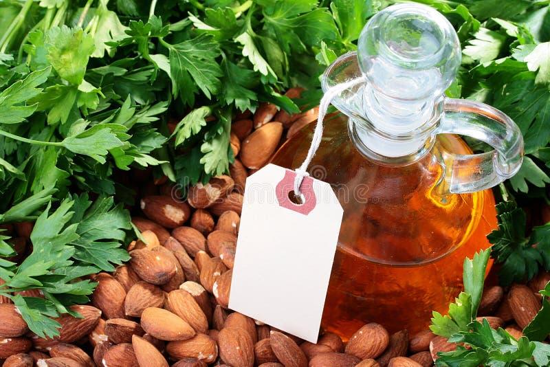 Petróleo vegetal foto de stock royalty free