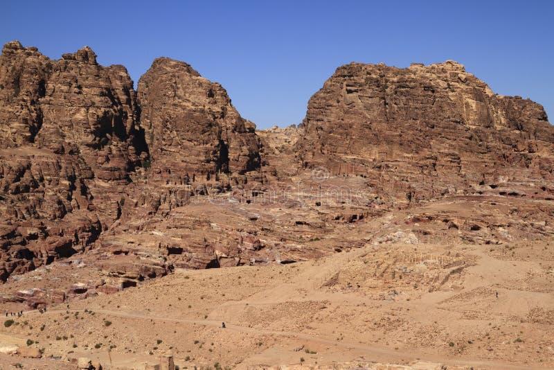 Download Petra stock photo. Image of artwork, khazneh, firaun - 26696176
