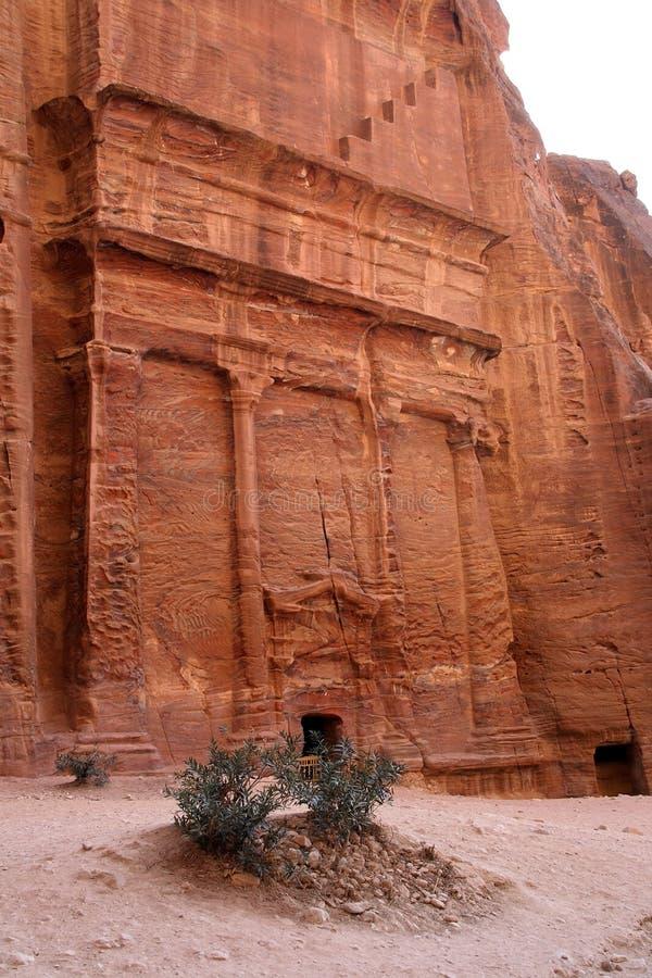 Download Petra fotografering för bildbyråer. Bild av kulter, paradis - 3538073