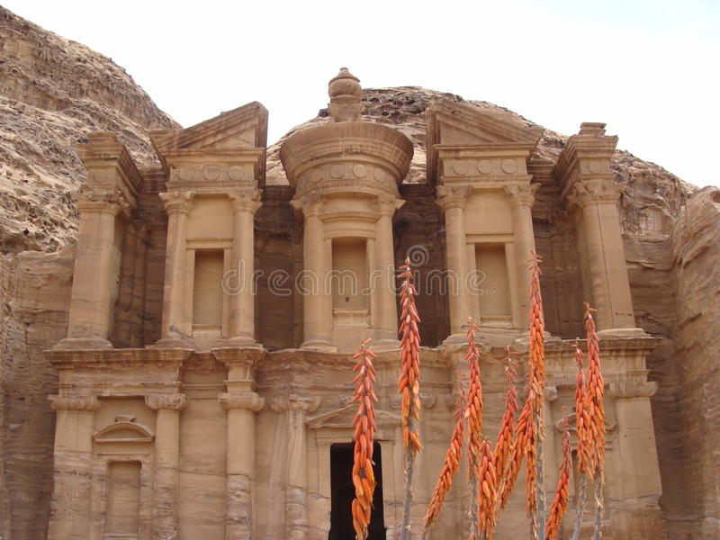 Petra στοκ εικόνα με δικαίωμα ελεύθερης χρήσης