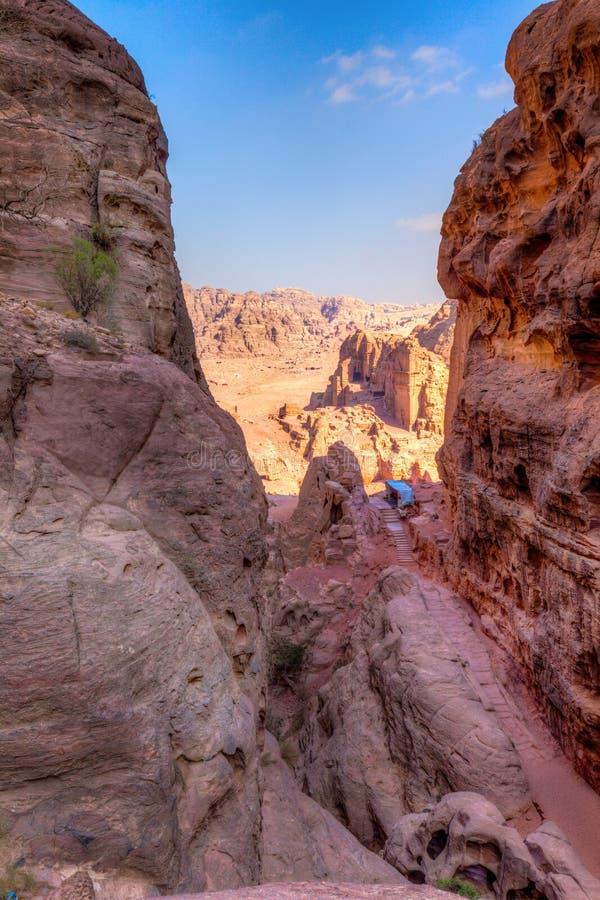 Download Petra Desert Royalty Free Stock Image - Image: 32823926