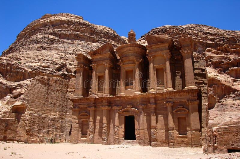 Petra,Jordan stock photo