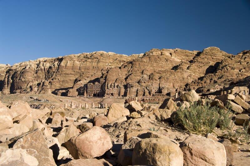 Petra, Jordan stock photos