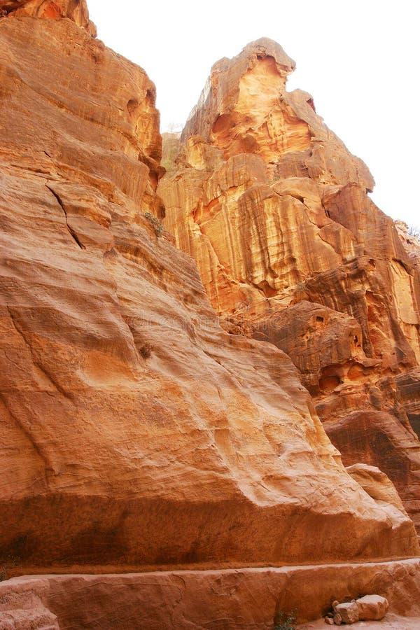 Download Petra Jordan- Gigantic Mountain Stock Photo - Image: 26466760