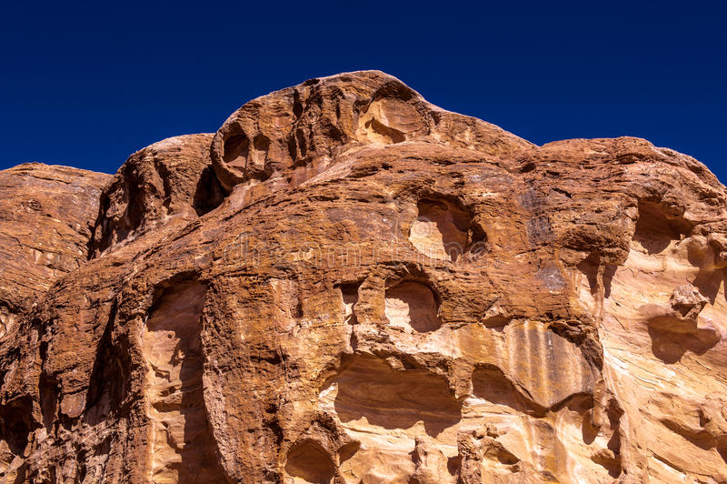 PETRA, Jordanie photo libre de droits