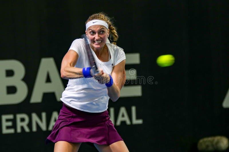WTA Brisbane International 2020 stock image