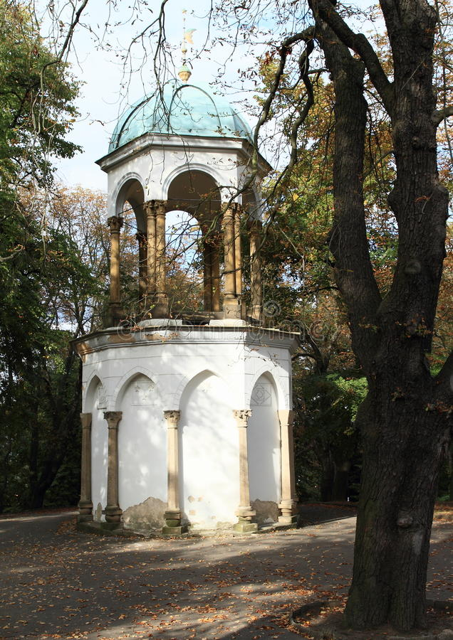 petrin λόφων παρεκκλησιών στοκ φωτογραφία