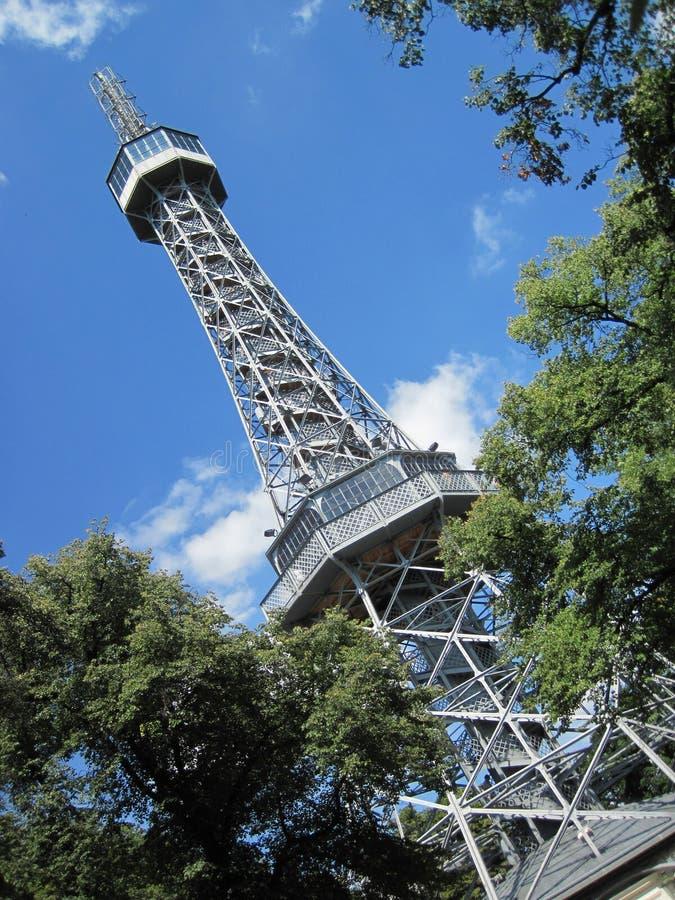 Free Petrin Tower Stock Image - 15622901