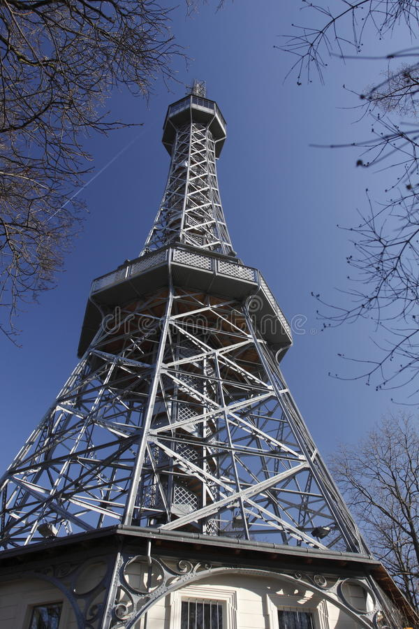 Free Petrin Tower Royalty Free Stock Photography - 18349367