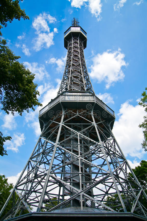 Free Petrin Tower Stock Photography - 26592212