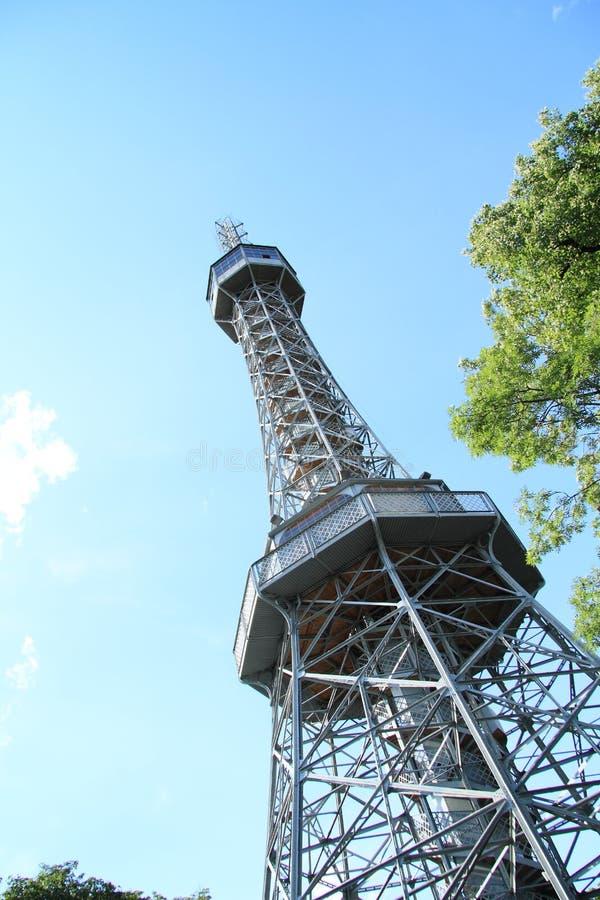 Download Petrinska tower stock photo. Image of prague, seesighting - 31990964