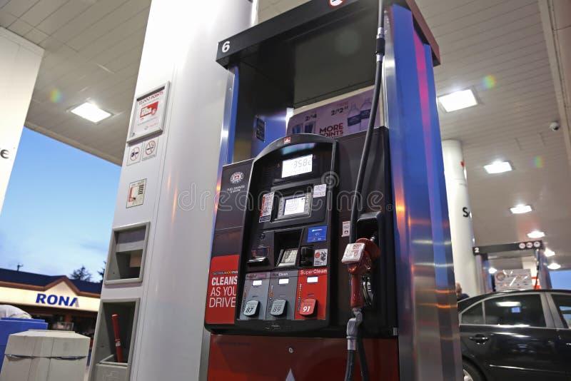 Petro Canada royalty free stock photos