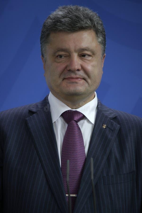 Petro Poroshenko fotos de stock