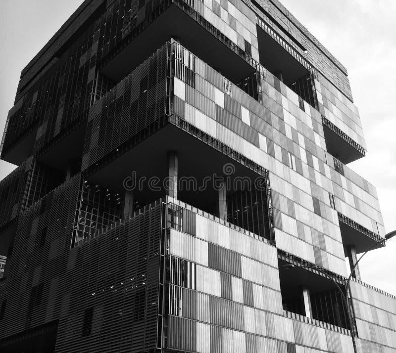 Petrobras-Gebäude in Rio stockfoto