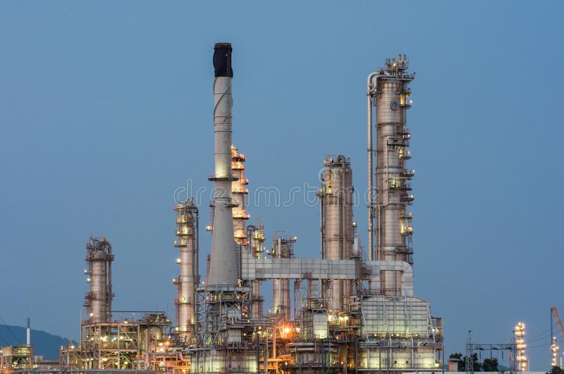Download Petrochemical Industrial Plant Power Station Stock Image - Image of petrochemical, europe: 45782731
