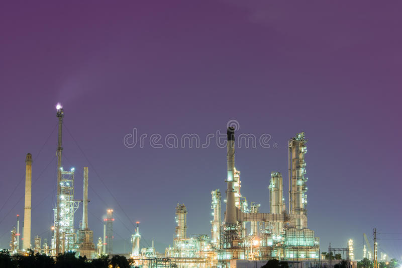 Download Petrochemical Industrial Plant Power Station Stock Image - Image of industry, energy: 47239459