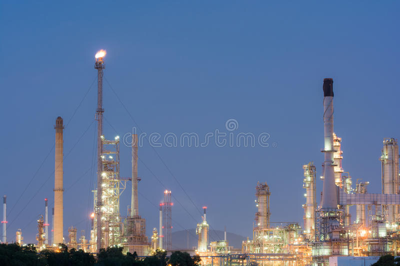 Download Petrochemical Industrial Plant Power Station Stock Photo - Image of factory, complex: 48623910