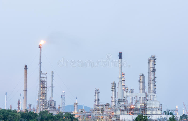 Download Petrochemical Industrial Plant Power Station Stock Image - Image of piping, manufacturing: 47808517