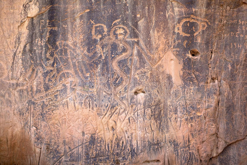 Download Petroglyphs In South Dakota Stock Image - Image of carved, prehistoric: 31831559
