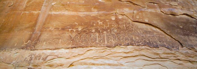 Petrografieën stock foto