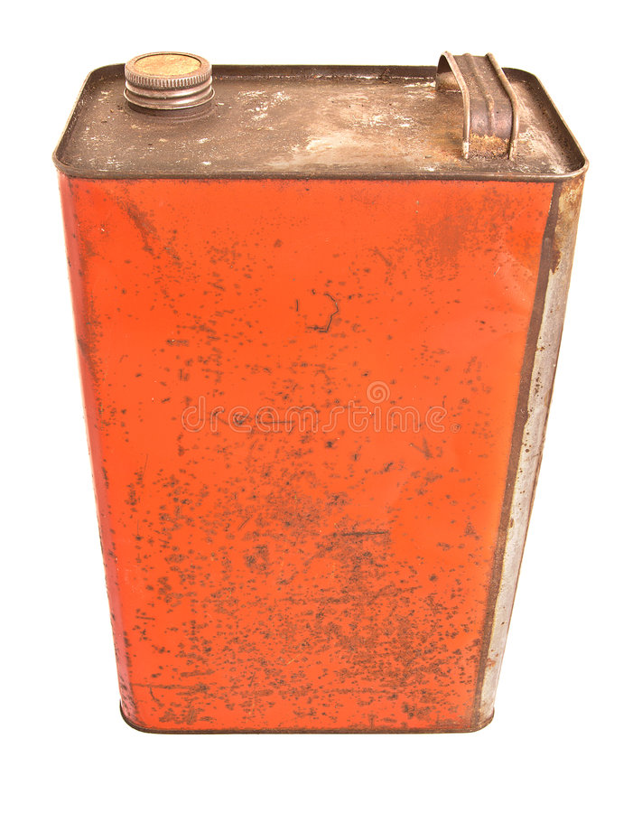 Free Petrol Can Royalty Free Stock Photography - 8574197