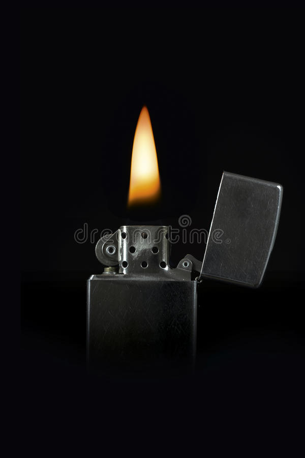 Free Petrol Lighter Royalty Free Stock Photography - 20453957