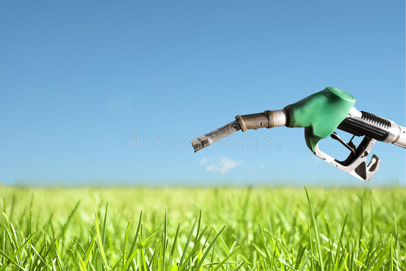 Download Petrol And Nature Stock Image - Image: 9521331