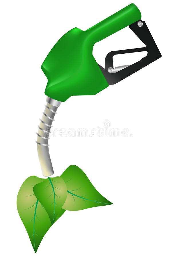 Download Petrol pump stock vector. Image of organic, gasoline - 25781897