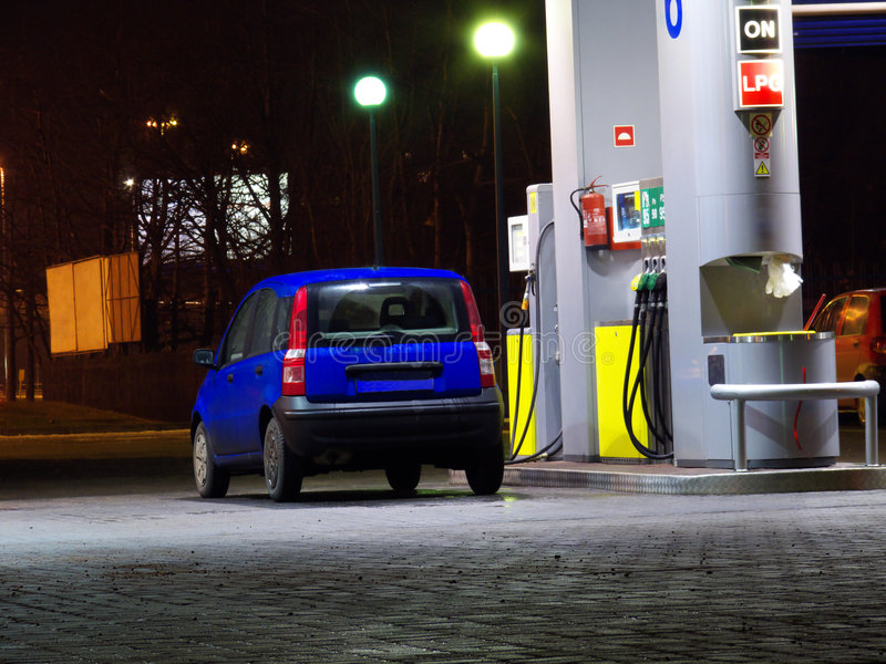 Download Petrol station stock image. Image of dioxide, thirsty - 2310635