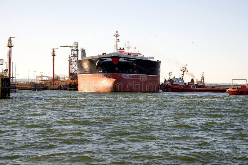 Petroleiro foto de stock royalty free