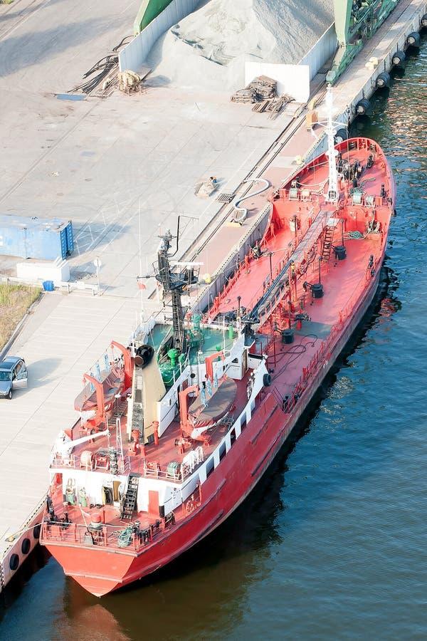 Petroleiro imagens de stock