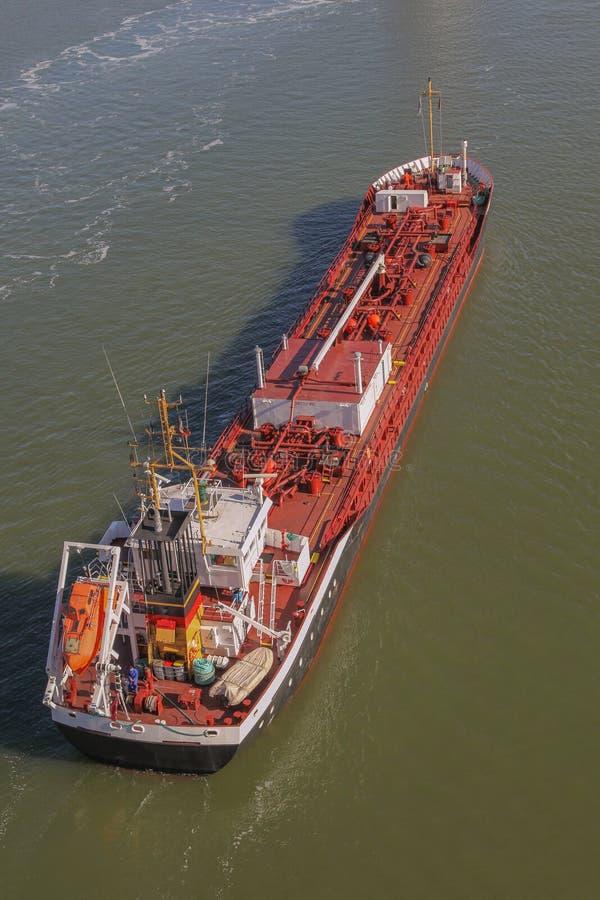 Download Petroleiro De óleo No Canal De Kiel Imagem de Stock - Imagem de modalidade, kiel: 29830827