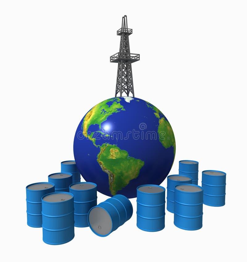 Petroleum #1 Stock Photo