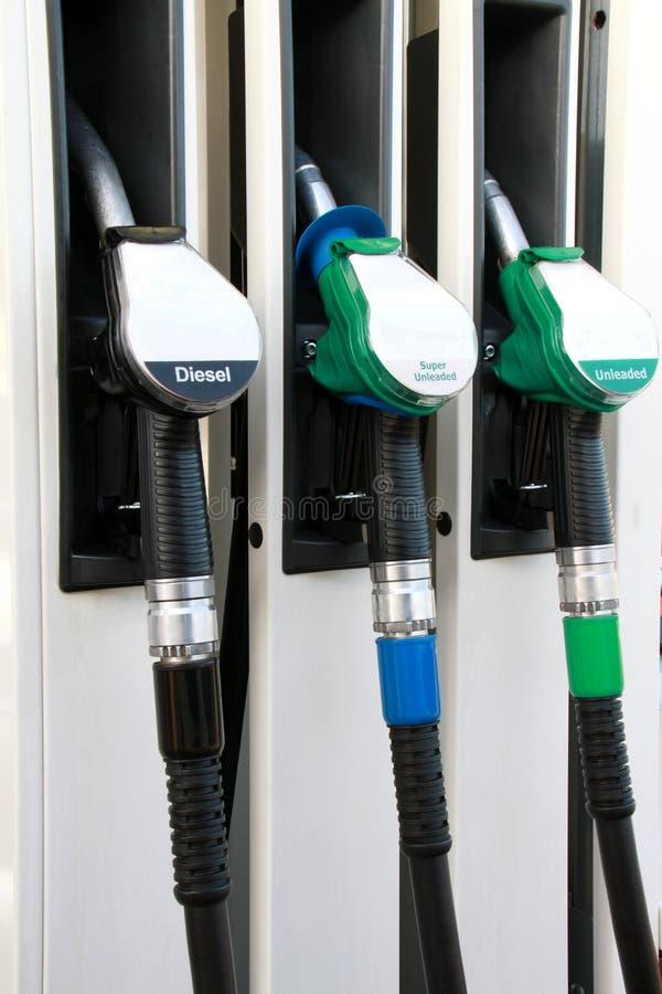 petrolstation arkivbild