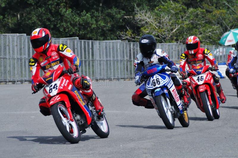 Petronas Sprinta AAM Cub malaio Prix 2008 imagem de stock royalty free