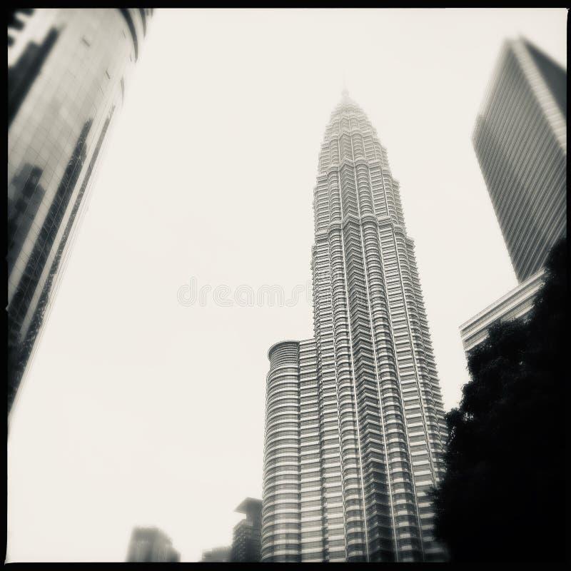 Petronas Tower arkivbild