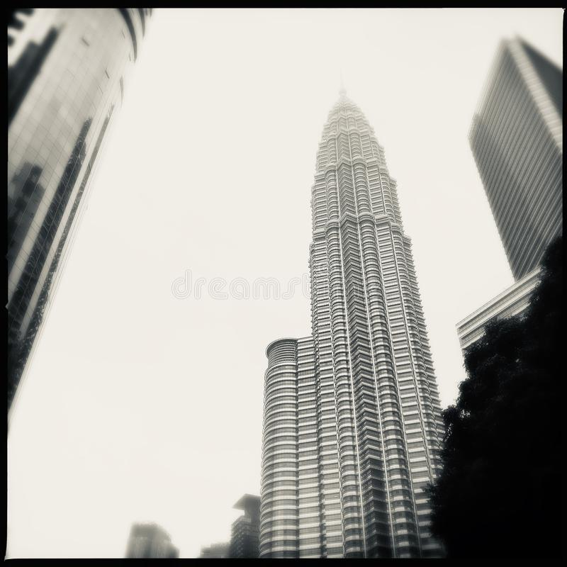 Petronas Tower stock photography