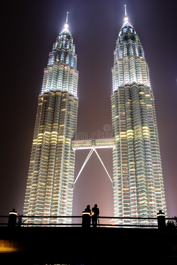Free Petronas Towers Royalty Free Stock Images - 1498059