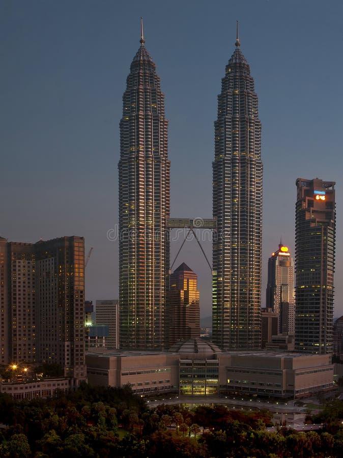 Download Petronas Towers, Kuala Lumpur Stock Photos - Image: 14669743