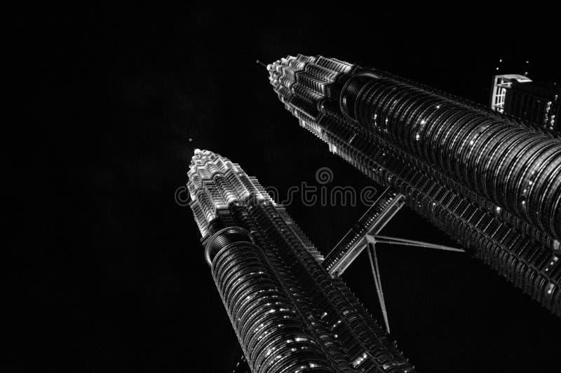Petronas Twin stock image