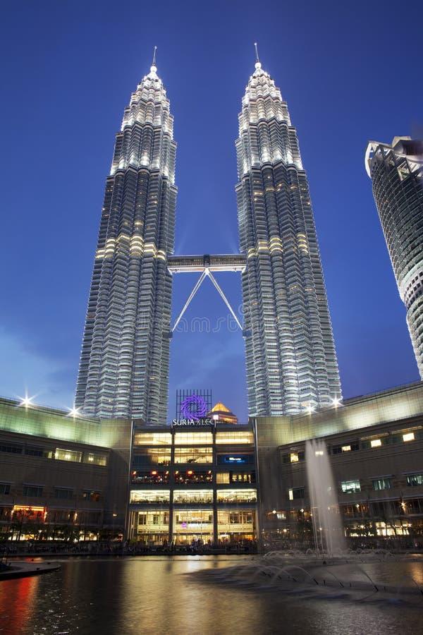 Free Petronas Twin Tower, Kuala Lumpur, Malaysia Stock Photos - 11383203