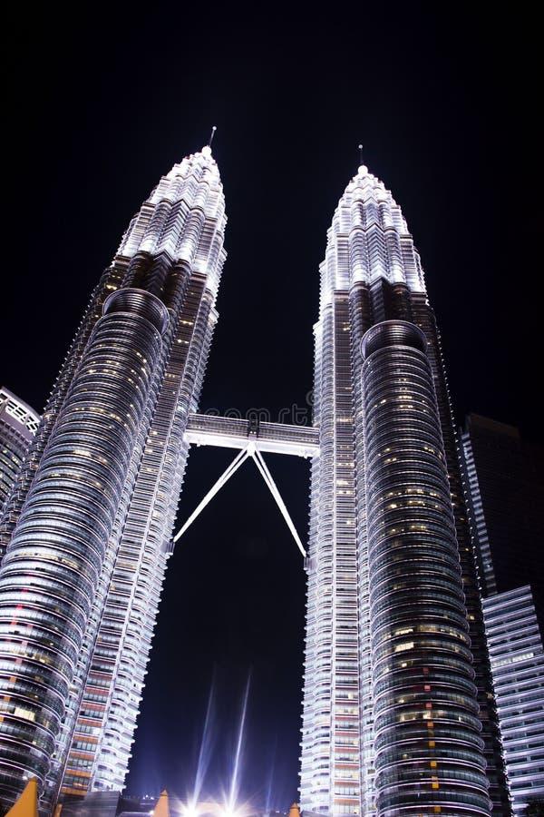 Download Petronas twin towers stock image. Image of nobody, lumpur - 28270987