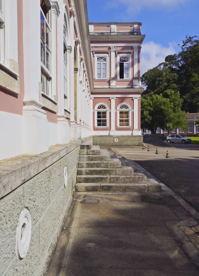 Petropolis en el Brasil imagenes de archivo