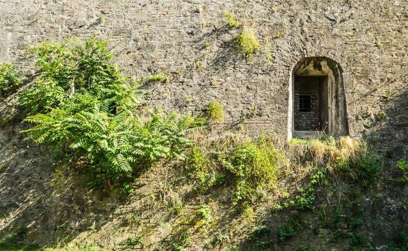 Petrovaradin, Сербия - 17-ое июля 2019: Крепость Petrovaradin; стоковое изображение