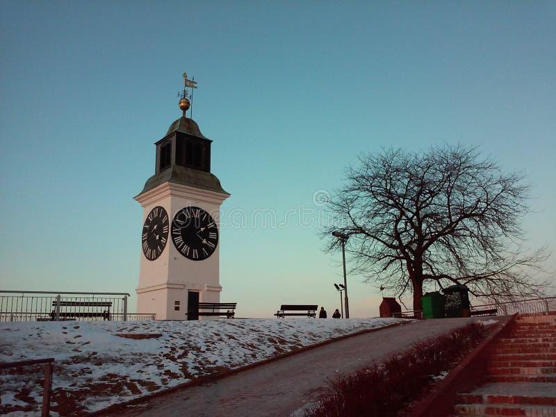 Petrovaradin stock fotografie