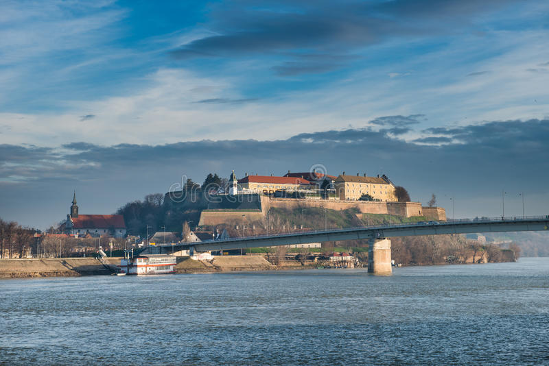 Download Petrovaradin fortress stock photo. Image of fortress - 28761672