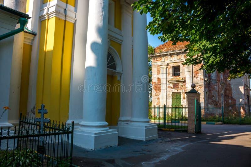 PETROVSKY, RUSSIE - AOÛT 2017 : L'église de Peter photos libres de droits