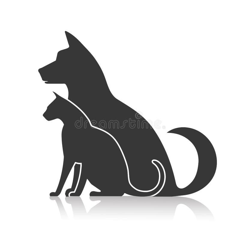 pets ilustração do vetor